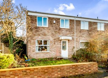 Thumbnail 3 bedroom end terrace house for sale in Pound Field Close, Headington, Oxford