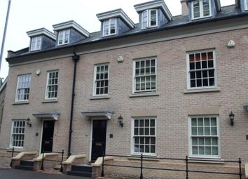 Thumbnail 3 bed town house to rent in Church Terrace, Ramsey Road, Huntingdon