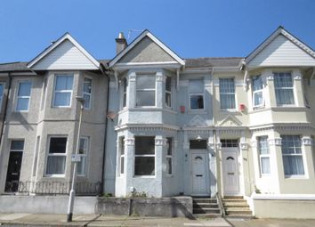 3 bed terraced house for sale in Knighton Road, Plymouth PL4