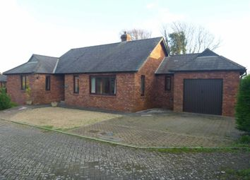 Thumbnail 3 bed detached bungalow to rent in Rosecott Park, Bude, Cornwall