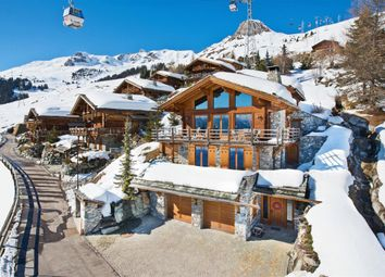 Thumbnail 4 bed chalet for sale in Sonalon, Verbier, Switzerland