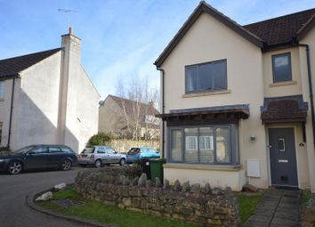 Thumbnail 3 bed semi-detached house to rent in Lovell Drive, Bishop Sutton, Bristol