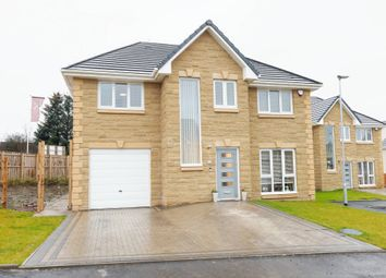 Thumbnail 4 bed property for sale in Calderside Place, Moffat Manor, Airdrie, North Lanarkshire