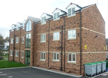 Thumbnail 2 bed flat to rent in Doncaster Road, Rotherham