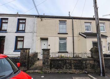 Thumbnail 2 bed terraced house for sale in Mary Street, Twynyrodyn, Merthyr Tydfil