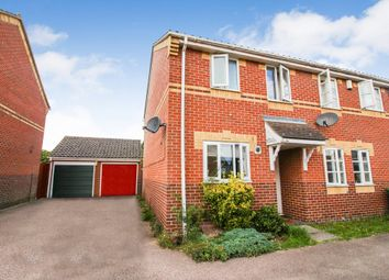 Thumbnail 2 bed semi-detached house to rent in Association Way, Dussindale, Norwich