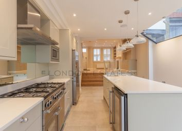 Thumbnail 4 bed terraced house to rent in Lochaline Street, Hammersmith