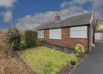 Thumbnail 3 bed bungalow for sale in Briarfield Gardens, Morley, Leeds, West Yorkshire