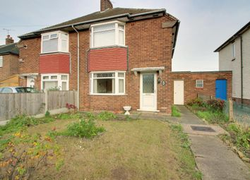 Thumbnail 2 bed semi-detached house for sale in Laurel Crescent, Long Eaton, Nottingham