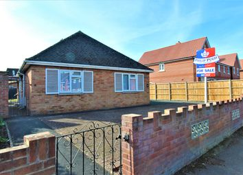 Thumbnail 3 bed detached bungalow for sale in Alma Road, Cheltenham