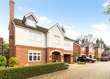 Thumbnail 5 bed detached house for sale in Middlefield Close, Chipstead, Coulsdon, Surrey