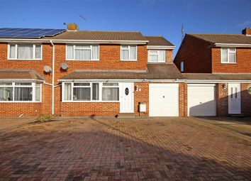 Thumbnail 5 bed semi-detached house for sale in Hatherley Road, Nythe, Wiltshire