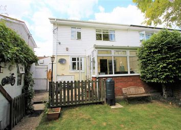 Thumbnail 3 bedroom semi-detached house for sale in Barfields, Loughton