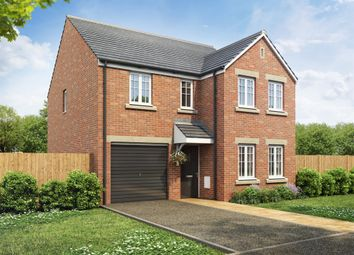 "Thumbnail 4 bed detached house for sale in ""The Kendal"" at Prestwick Road, Dinnington, Newcastle Upon Tyne"