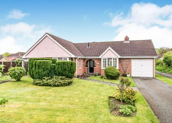 Thumbnail 3 bed detached bungalow for sale in Maple Way, Leavenheath, Colchester
