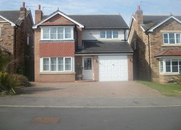 Thumbnail 3 bed detached house for sale in Beddow Court, Witton Park, Bishop Auckland