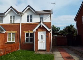 Thumbnail 2 bed semi-detached house for sale in Dalton Close, Blacon, Chester, Cheshire