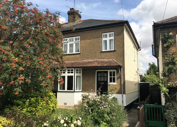 Thumbnail 3 bed semi-detached house for sale in Springhall Road, Sawbridgeworth