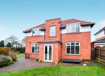 Thumbnail 4 bed detached house for sale in Scalby Road, Scarborough, North Yorkshire