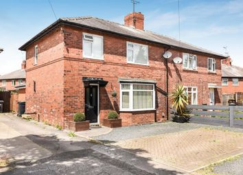 Thumbnail 3 bed semi-detached house for sale in Warren Place, Harrogate