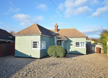 Thumbnail 3 bed detached bungalow for sale in The Chase, Holland-On-Sea, Clacton-On-Sea
