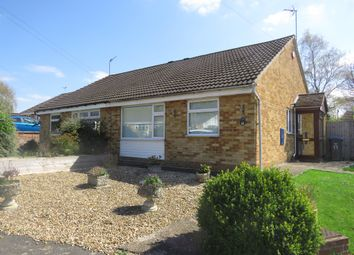 2 bed semi-detached bungalow for sale in Pembury Close, Great Glen, Leicester LE8