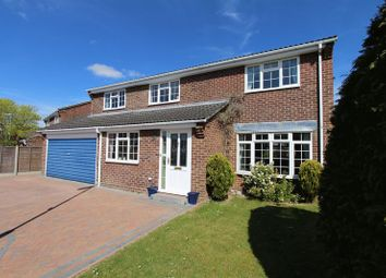 Thumbnail 5 bed detached house to rent in Deacon Road, Locks Heath, Southampton