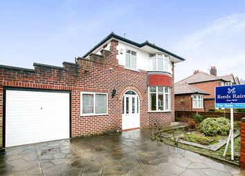 Thumbnail 3 bed detached house for sale in Dingle Grove, Gatley, Cheadle