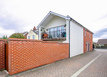 Thumbnail 2 bed maisonette for sale in Lampon Close, West Bergholt, Colchester