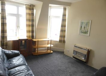 Thumbnail 4 bedroom flat to rent in Bedford Place, Aberdeen