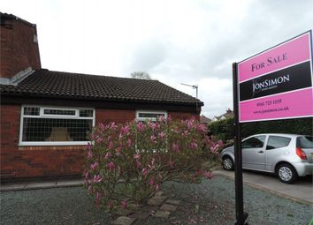 Thumbnail 2 bed semi-detached bungalow for sale in Ribchester Drive, Bury, Lancashire