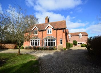 Thumbnail 6 bed detached house for sale in Lower Bodham, Holt