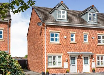 Thumbnail 3 bed end terrace house for sale in Lavender Gardens, Warrington, Cheshire