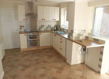 Thumbnail 3 bed semi-detached house to rent in The Oaks, Hemyock, Cullompton