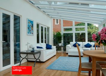 Thumbnail 5 bed semi-detached house to rent in Ambassador Square, Canary Wharf