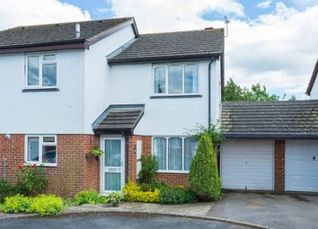 Thumbnail 2 bed semi-detached house for sale in Fir Tree Avenue, Wallingford