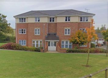Thumbnail 2 bed flat to rent in Fontwell Crescent, Corby