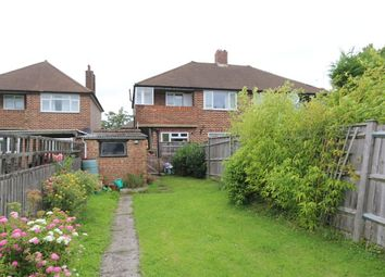 Thumbnail 2 bed maisonette to rent in Oxtoby Way, Streatham Common, London, London