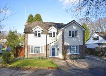 Thumbnail 5 bed detached house for sale in Standford Lane, Standford, Bordon
