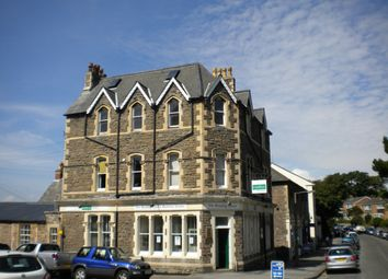 Thumbnail 3 bed flat to rent in Alexandra Road, Clevedon