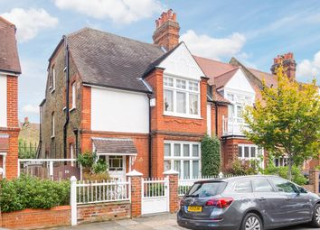 Thumbnail 4 bed semi-detached house for sale in Fielding Road, London