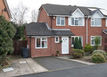 Thumbnail 4 bed semi-detached house for sale in York Close, Birmingham, West Midlands