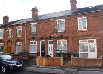 Thumbnail 2 bedroom terraced house for sale in Cambridge Street, West Bromwich
