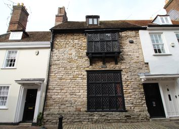 Thumbnail 3 bed cottage to rent in Market Street, Poole