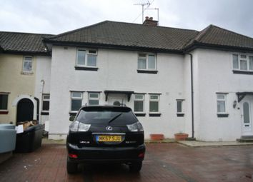 Thumbnail 3 bed flat to rent in Severn Way, Neasden