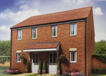 Thumbnail 2 bedroom semi-detached house to rent in Brand New Home, Lodmoor Sands, Weymouth