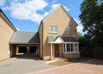 Thumbnail 3 bed detached house for sale in Plot 5, 'the Chancellors', Bedford Road, Moggerhanger