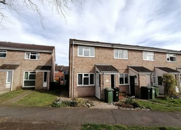 Thumbnail 2 bed end terrace house for sale in Franklin Walk, Hereford