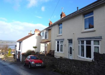Thumbnail Terraced house for sale in Thistleboon Road, Mumbles, Swansea