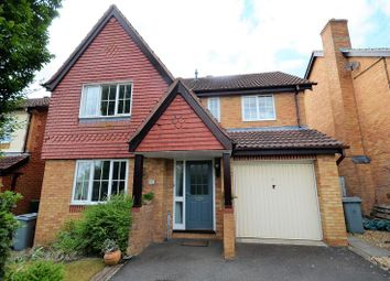 Thumbnail 4 bed detached house for sale in 25 Grampian Way, Grantham